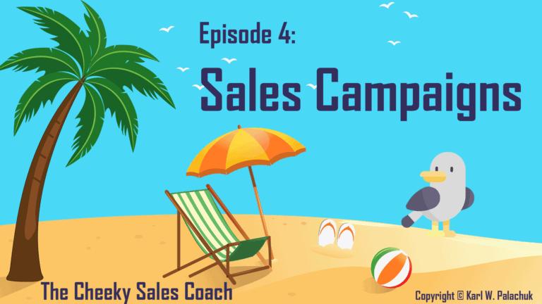 Episode 4 – Sales Campaigns