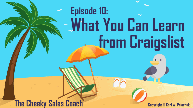 Episode 10 – What You Can Learn from Craigslist