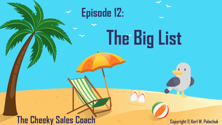 Episode 12 – Build Your List!