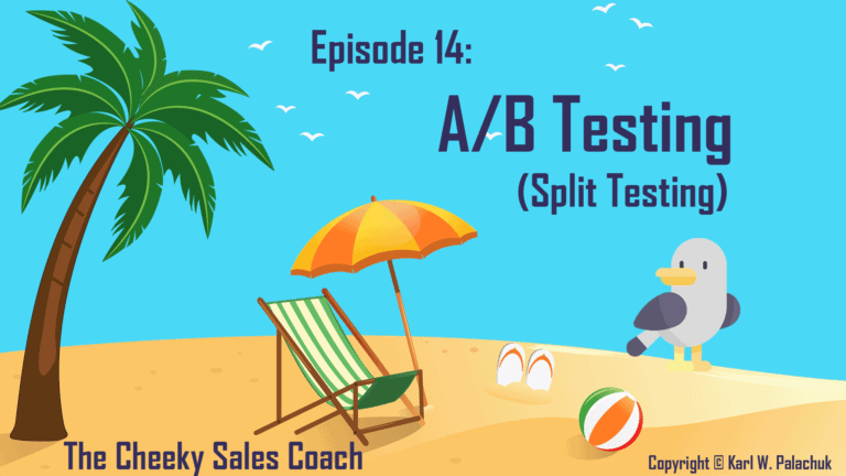 Episode 14 – A/B Testing
